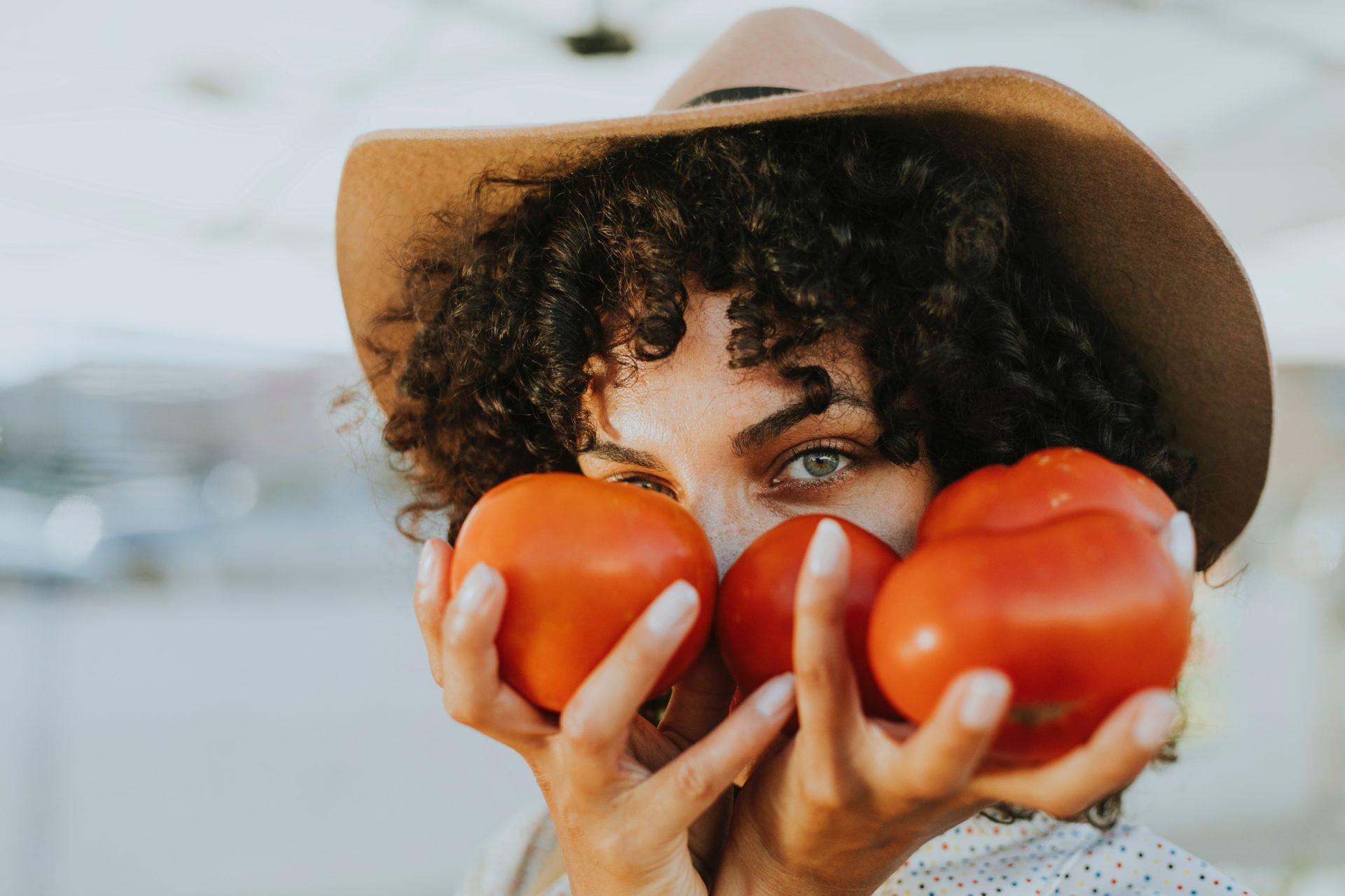 Za co lubię pomidory